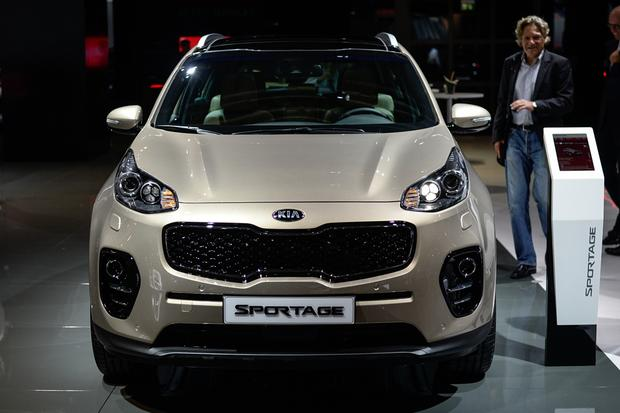 2017 Kia Sportage: Frankfurt Auto Show featured image large thumb10