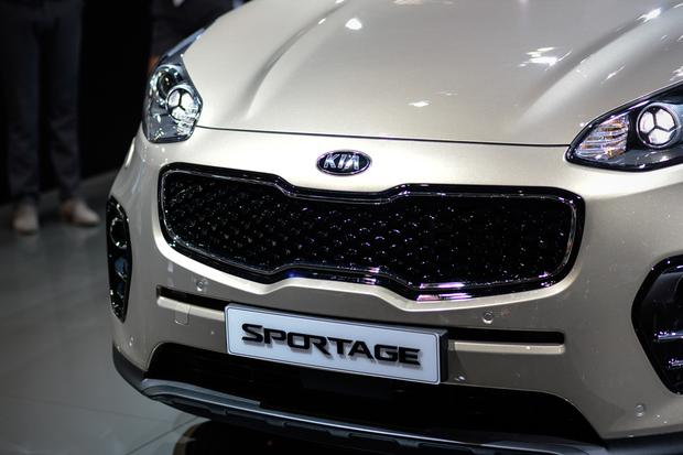2017 Kia Sportage: Frankfurt Auto Show featured image large thumb2