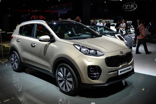 2017 Kia Sportage: Frankfurt Auto Show featured image large thumb1