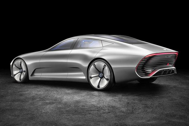 Mercedes-Benz Concept IAA: Frankfurt Auto Show featured image large thumb1