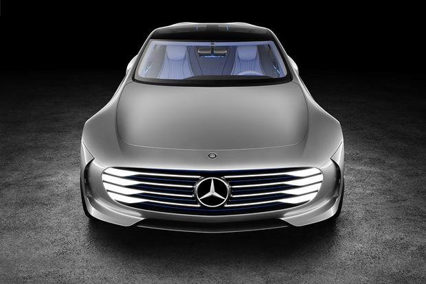 Mercedes-Benz Concept IAA: Frankfurt Auto Show featured image large thumb0