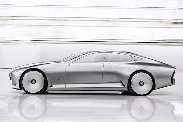 Mercedes-Benz Concept IAA: Frankfurt Auto Show featured image large thumb3
