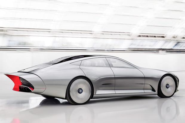 Mercedes-Benz Concept IAA: Frankfurt Auto Show featured image large thumb4