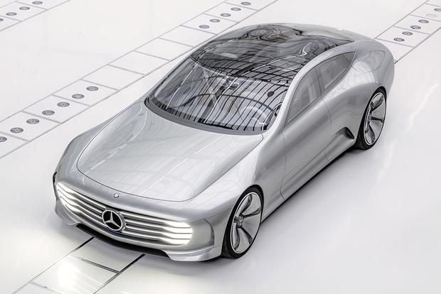 Mercedes-Benz Concept IAA: Frankfurt Auto Show featured image large thumb6