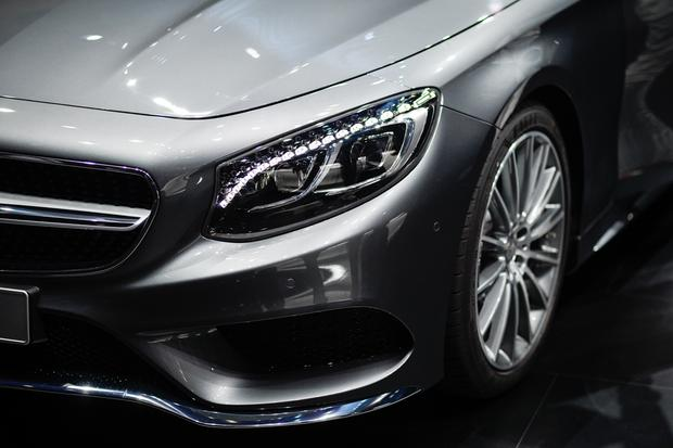 2016 Mercedes-Benz S-Class Cabriolet: Frankfurt Auto Show featured image large thumb6