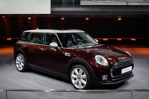 2016 Mini Clubman Frankfurt Auto Show Featured Image Large Thumb0