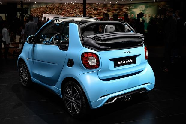 smart fortwo cabriolet: Frankfurt Auto Show featured image large thumb5