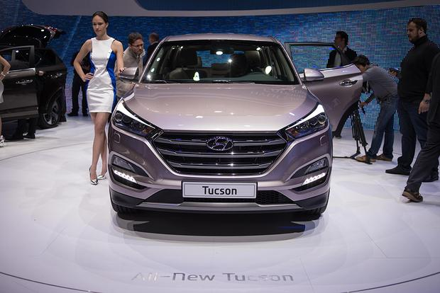 2016 Hyundai Tucson: Geneva Auto Show featured image large thumb1