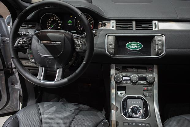 2016 Land Rover Range Rover Evoque: Geneva Auto Show featured image large thumb9
