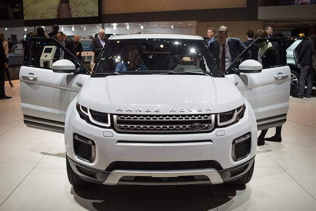 2016 Land Rover Range Rover Evoque: Geneva Auto Show featured image large thumb1