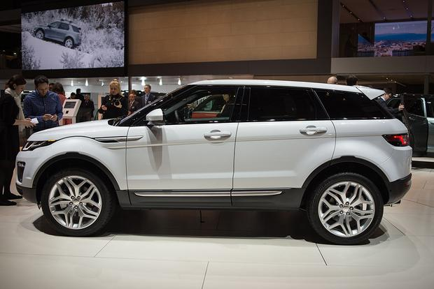 2016 Land Rover Range Rover Evoque: Geneva Auto Show featured image large thumb2