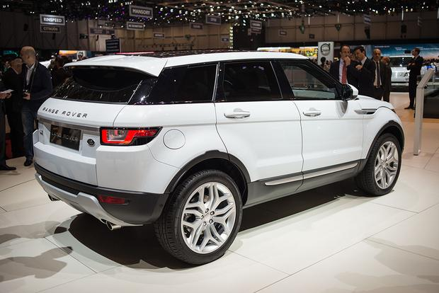 2016 Land Rover Range Rover Evoque: Geneva Auto Show featured image large thumb3