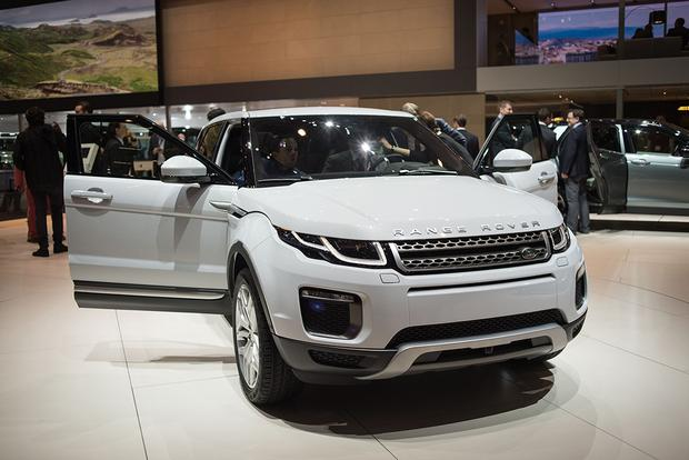 2016 Land Rover Range Rover Evoque: Geneva Auto Show featured image large thumb0