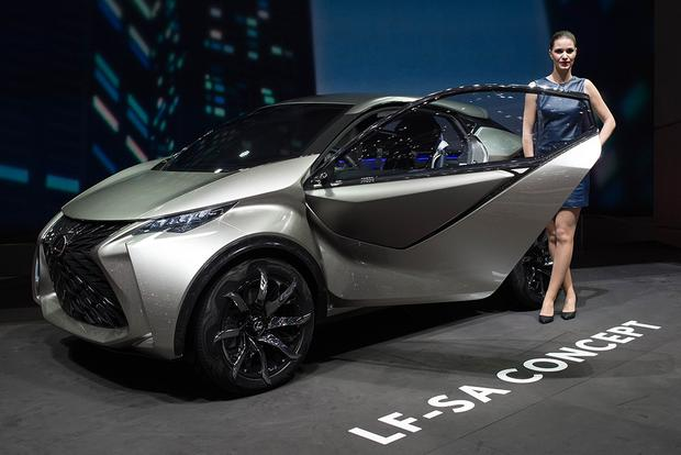 Lexus LF-SA: Geneva Auto Show featured image large thumb5