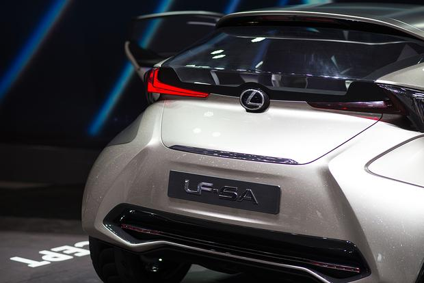 Lexus LF-SA: Geneva Auto Show featured image large thumb7