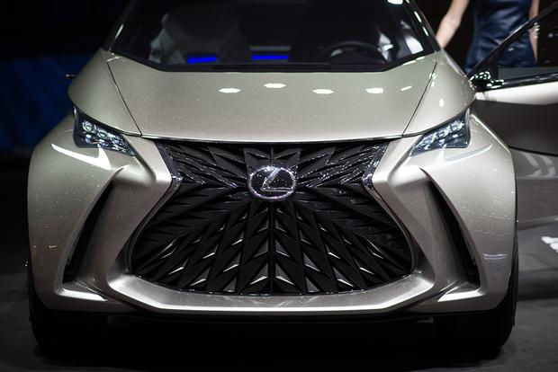 Lexus LF-SA: Geneva Auto Show featured image large thumb8