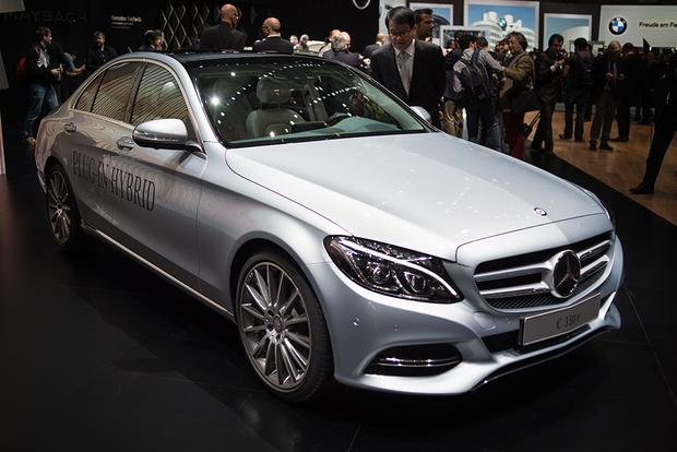 2016 mercedes benz c350 plug in hybrid geneva auto show autotrader. Black Bedroom Furniture Sets. Home Design Ideas
