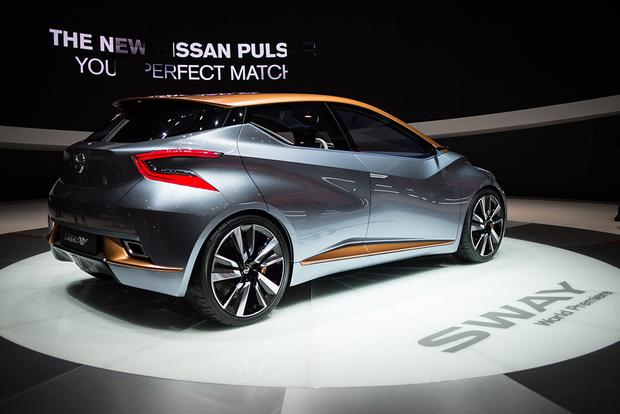 Nissan Sway Concept: Geneva Auto Show featured image large thumb3