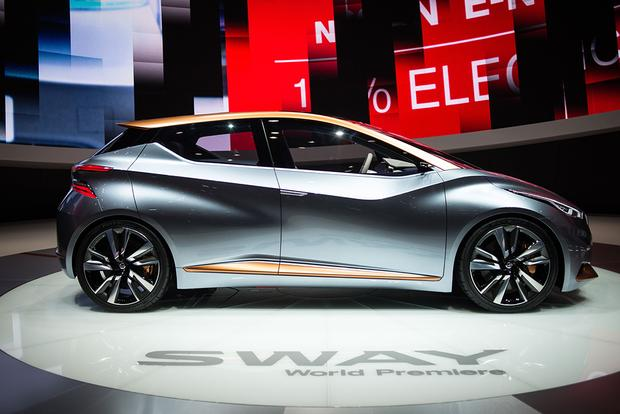 Nissan Sway Concept: Geneva Auto Show featured image large thumb4