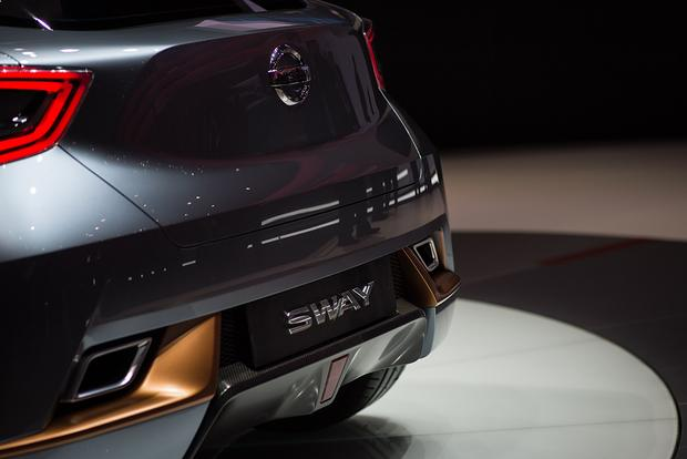 Nissan Sway Concept: Geneva Auto Show featured image large thumb6