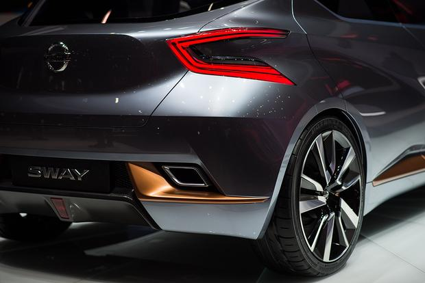 Nissan Sway Concept: Geneva Auto Show featured image large thumb7