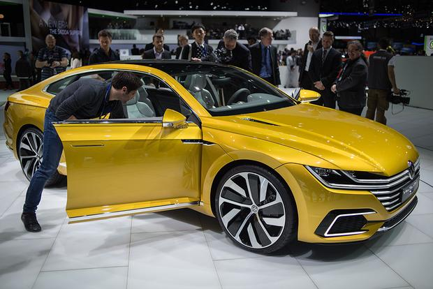Volkswagen Sport Coupe Concept Gte Geneva Auto Show Featured Image Large Thumb3