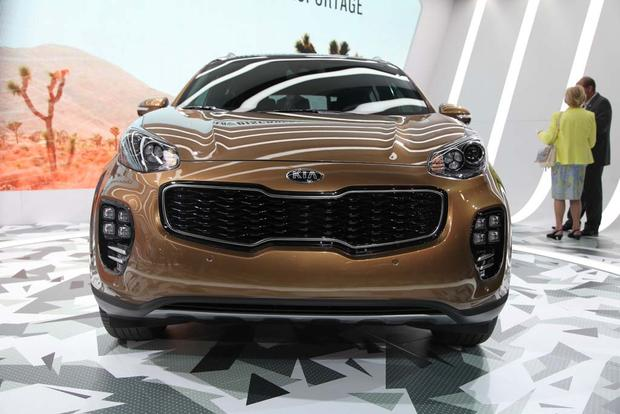 2017 Kia Sportage: LA Auto Show featured image large thumb7