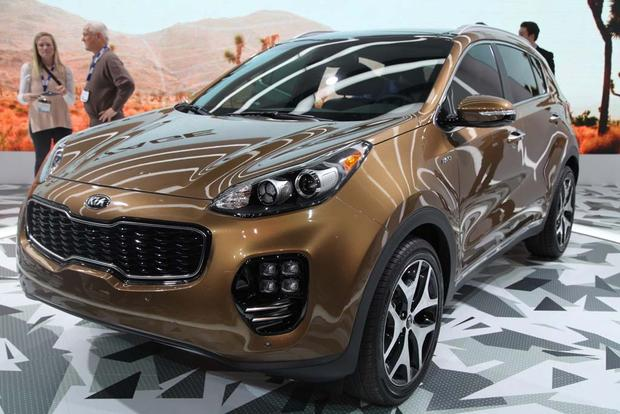 2017 Kia Sportage: LA Auto Show featured image large thumb8