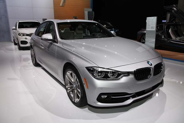 BMW: LA Auto Show