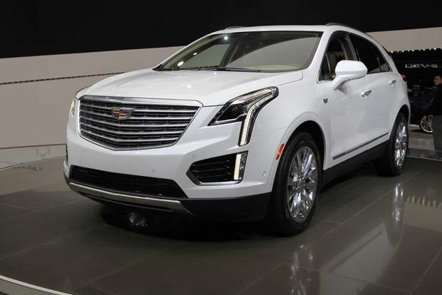 2017 Cadillac XT5: LA Auto Show