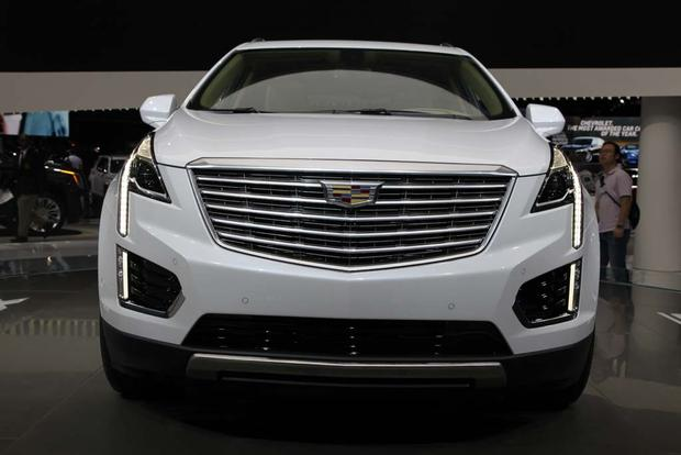 2017 Cadillac XT5: LA Auto Show featured image large thumb1
