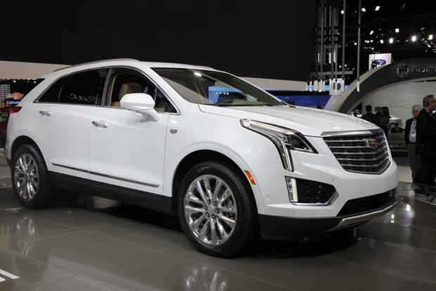 2017 Cadillac XT5: LA Auto Show featured image large thumb2