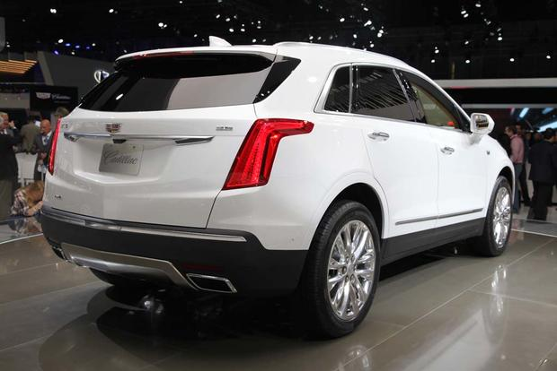 2017 Cadillac XT5: LA Auto Show featured image large thumb3