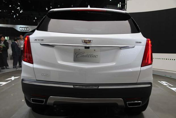 2017 Cadillac XT5: LA Auto Show featured image large thumb4
