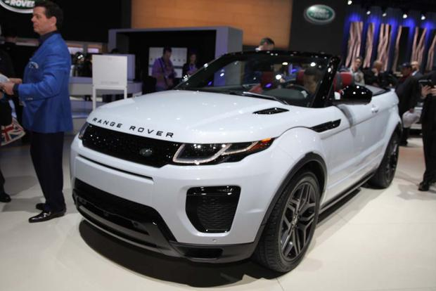 2016 Range Rover Evoque Convertible: LA Auto Show featured image large thumb1