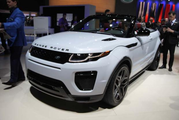 2016 Range Rover Evoque Convertible: LA Auto Show featured image large thumb2