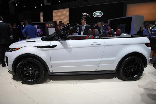 2016 Range Rover Evoque Convertible: LA Auto Show featured image large thumb3