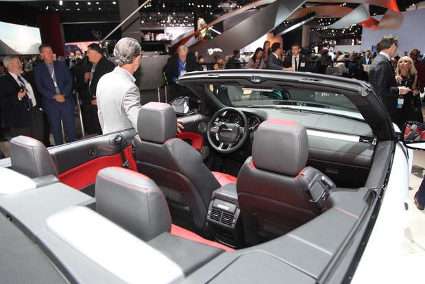 2016 Range Rover Evoque Convertible: LA Auto Show featured image large thumb4