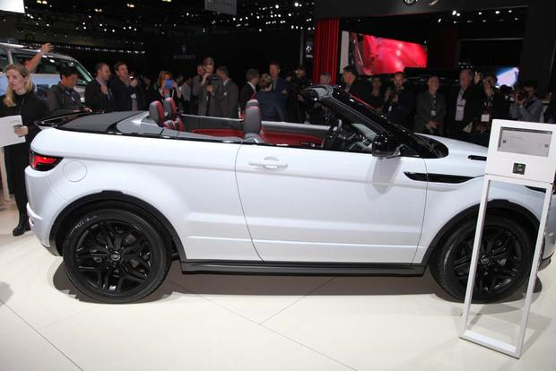 2016 Range Rover Evoque Convertible: LA Auto Show featured image large thumb6