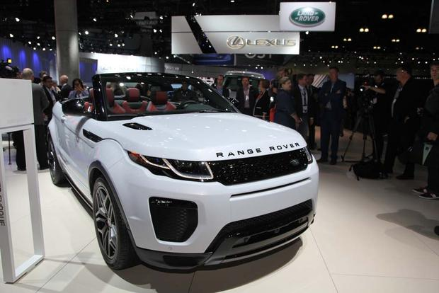 2016 Range Rover Evoque Convertible: LA Auto Show featured image large thumb7
