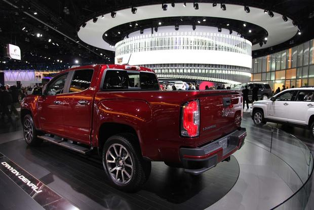 2017 GMC Canyon Denali and 2016 GMC Sierra Denali Ultimate: LA Auto Show featured image large thumb4