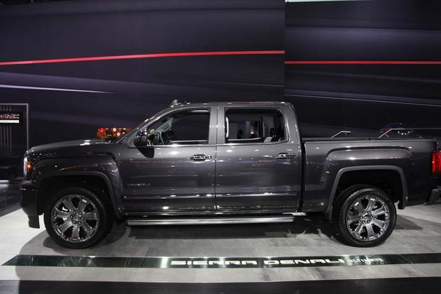 2017 GMC Canyon Denali and 2016 GMC Sierra Denali Ultimate: LA Auto Show featured image large thumb10