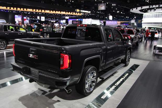 2017 GMC Canyon Denali and 2016 GMC Sierra Denali Ultimate: LA Auto Show featured image large thumb12
