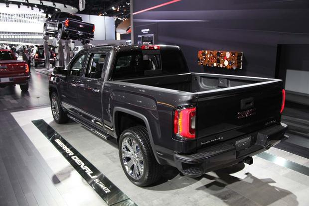 2017 GMC Canyon Denali and 2016 GMC Sierra Denali Ultimate: LA Auto Show featured image large thumb13