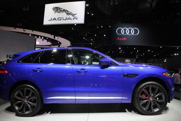 2017 Jaguar F-PACE and XE: LA Auto Show featured image large thumb1