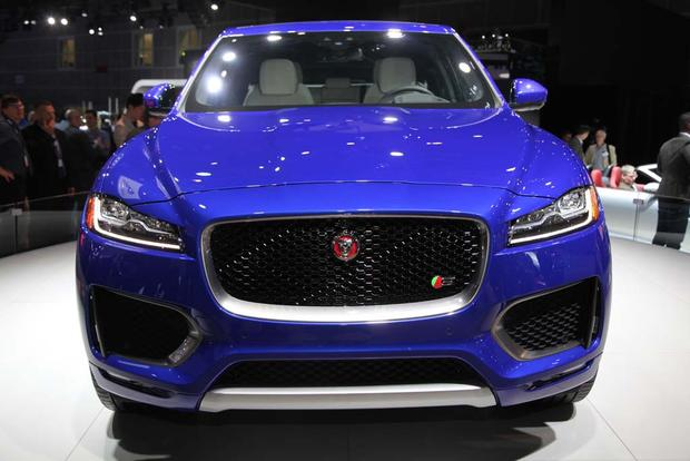 2017 Jaguar F-PACE and XE: LA Auto Show featured image large thumb0