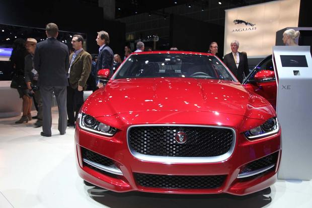 2017 Jaguar F-PACE and XE: LA Auto Show featured image large thumb6