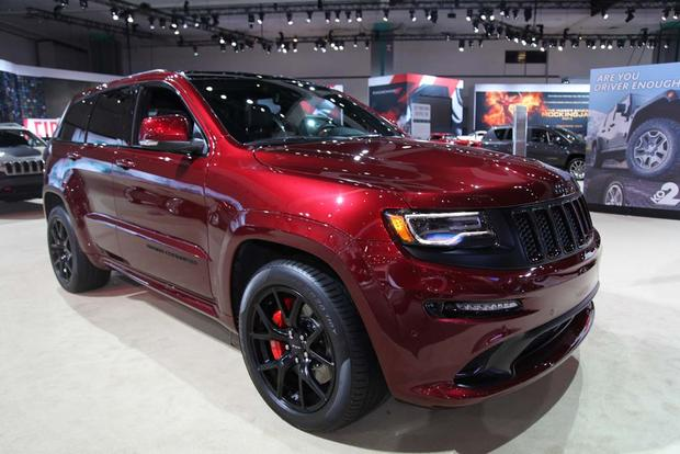 2016 Jeep Grand Cherokee Srt Night La Auto Show Autotrader