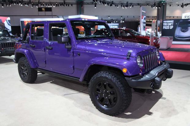 2014 Jeep Wrangler Unlimited Willys Wheeler Edition Real
