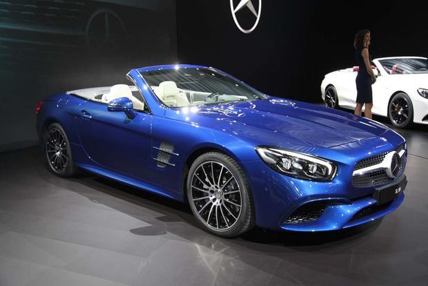 Mercedes-Benz: LA Auto Show